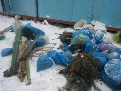 Житомирський рибоохоронний патруль утилізував майже 200 знарядь лову