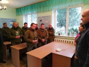 Працівники Житомирського рибоохоронного патруля пройшли навчання з питань запобігання корупції