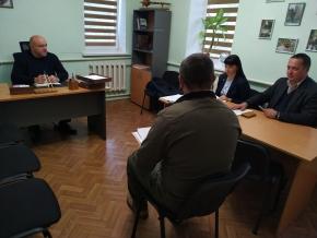Проведено щорічне оцінювання державних службовців, - Житомирський рибоохоронний патруль